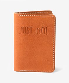 Just Go Passport Case - Noonday Collection