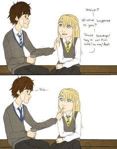 Astrid and Hiccup in Hogwarts, Part 6/9