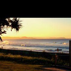 Sunset Session Snapper Rocks--->  Rainbow Bay. QLD. Aussielandia.