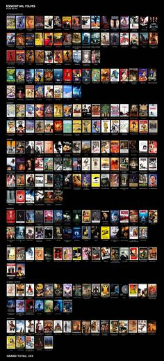 Essential Movies for all! - Imgur