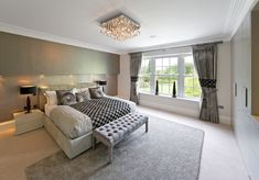 Palais Royale Sheets Bedroom Contemporary with Area Rug Bedroom Bedroom Bench Bedroom Chandelier