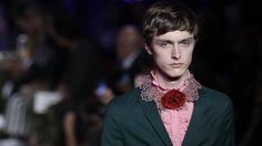 Men's fashion designers celebrate androgyny trend - Baltimore Sun