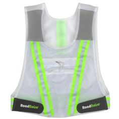 RoadNoise Vest Lime Green Large with Built in Speakers Runners Guide, Running Accessories, Built In Speakers, Athletic Tank Tops, Lime, Vest, Green, Shopping, Fitness Outfits