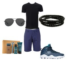 """""""Untitled #53"""" by miskimuslim ❤ liked on Polyvore featuring Simplex Apparel, FAY, NIKE, Porsche Design, Michael Kors, men's fashion and menswear"""