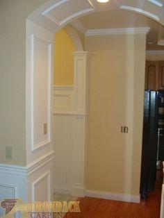 Superior Trim Carpentry | Wainscoting U0026 Trim | Adirondack Carpentry | DIY: Finishing