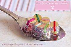 Hummingbird Miniatures: Kitchenware