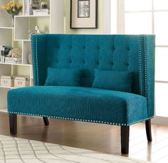 CM-BN6226TL Amora Accent Chair Teal Color – Pearl Igloo