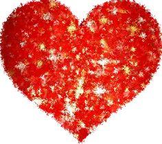 Imagenes de corazones con movimiento y brillo gratis - Imagui