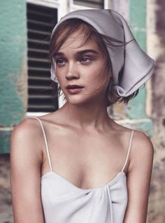 Photo by Nicole Bently for Marie Claire Australia 2014