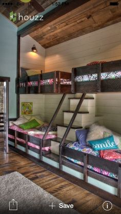 sample bunk bed fun