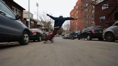 Will Stephan on the Arbiter DK in New York City