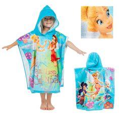 Disney Fairies Poncho / Handdoek Strand, Disney, Disney Art