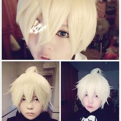 #owarinoseraph #mikaelahyakuya #hyakuyamikaela #cosplay #cosplayer #anime #animecosplay #hairstyle #bishounen #asdfghkl