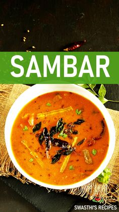 South Indian Vegetarian Recipes, Indian Veg Recipes, Vegetarian Breakfast Recipes, Indian Dessert Recipes, South Indian Food, South Indian Chutney Recipes, Gujarati Recipes, Dinner Recipes, Sambhar Recipe