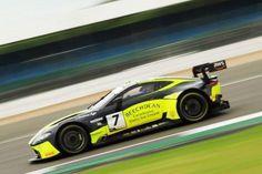 Aston Martin Vantage, Racing, Running, Auto Racing