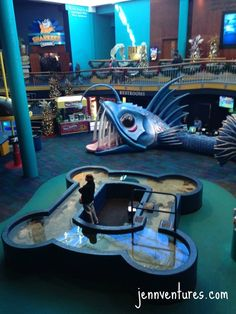 Ripley's Aquarium - Myrtle Beach, SC - Kid friendly activity reviews - Trekaroo