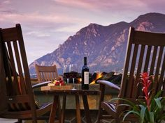 Cheyenne Mountain Resort's Mountain View Terrace