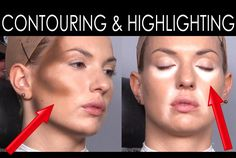 Make-Up Atelier Paris: Cours de maquillage Contouring & Highlighting [HD]