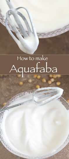 How to Make Aquafaba? This is the Simplest Vegan Product You Can Make. It Is The Greatest Food Discovery Since the Waffle Cone! Vegans swear by it Because Its the Best Egg Substitute Made Using Only Chick Pea Brine