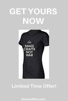 CLICK HERE AND ORDER NOW igg.me/... The 60's called and they love our new motto! This tongue in cheek saying is too fun for words Great gift idea! Made of high quality 100% combed ringspun cotton  Features include: longer length body and shoulder taping  Get yours today while supplies last!   #love #tees #crafts #diy #yarn #knitting #crochet