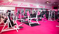 This is my kind of gym <3