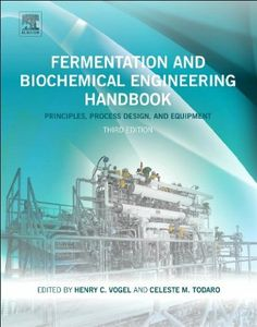 Fermentation and biochemical engineering handbook : principles, process design and equipment. 3ª ed.