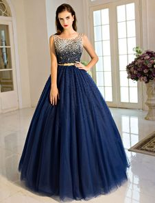 Stunning Beaded Belt Lace Up Floor Length Ball Gown DressVintage Royal Blue Prom Dress 2017 Floor Length Backless Ball Gown With SashQuinceanera Dress Styles – Three Steps to Finding the Perfect OneNew Arrival Quinceanera Dresses , Page 2 Royal Blue Prom Dresses, Cute Prom Dresses, Quince Dresses, Prom Dresses 2017, Ball Gown Dresses, Pretty Dresses, Evening Dresses, Formal Dresses, Royal Blue Gown