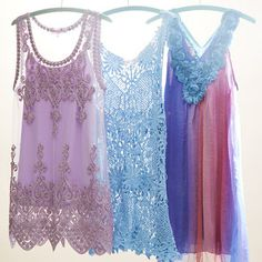 Such beautiful tops. #dressme