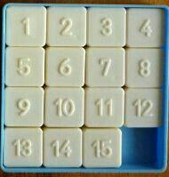 Erst alles durcheinander bringen, dann durchnummerieren!