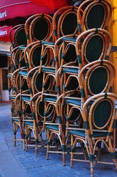 Lots of chairs by Zdenko Zivkovic, via Flickr