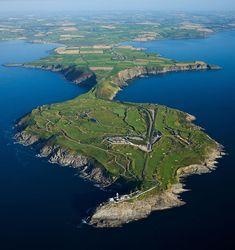 "Old Head Golf Course, Kinsale, Cork, Ireland #""golfcourses"""