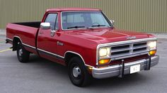 A Brief History of #Ram Trucks: The 1980s