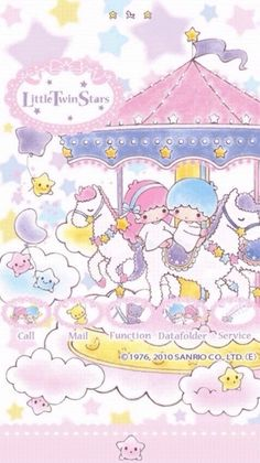 Wallpaper Little Twin Stars, Little Star, Cute Twins, Sanrio, Princess Peach, Fictional Characters, Hello Kitty, Wallpapers, Sweet