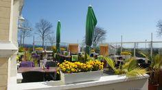 Wir wünschen Euch allen einen guten Tagesstart :-))  #eckernförde #ostsee #meer #strandhotel #mangos #bar #restaurant