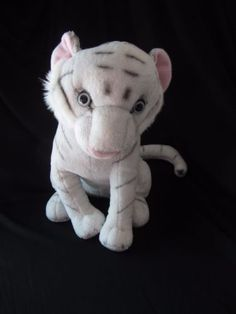 Siberian-White-Tiger-Ringling-Bros-Greatest-Show-On-Earth-Plush-Circus