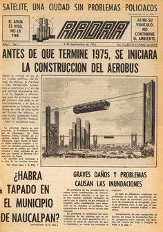 Torres de Ciudad Satélite, Edo. Mex. Mexico. Obra de Luis Barragan y Mathias Goeritz (Por ahi se dice que tambien, un poco, Chucho Reyes), 1957-58
