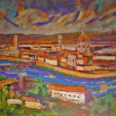 arte y artificios: ACRILICOS Y OLEOS JOSE PAYA Painting, Florence Italy, Paintings, Art, Viajes, Idea Paint, Art Ideas, Painting Art, Drawings