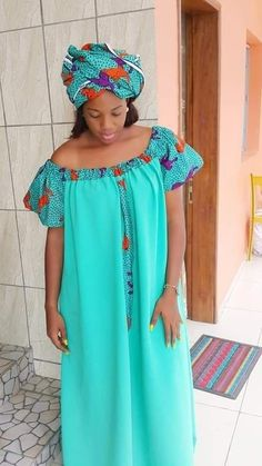 Ankara gowns can make you look good. Here are some lovely ankara gowns that can make you look good for your occasions. Best African Dresses, Latest African Fashion Dresses, African Print Fashion, African Attire, Casual, Ankara Gowns, Wax, Long African Dresses, African Traditional Dresses