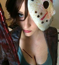 Abby Darkstar as Jason Voorhees