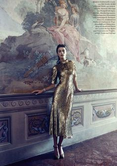 """Dreaming of Dior: """"Princess Charming"""" by Pasquale Abbattista for ELLE Germany…"""