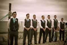 Oh how I love Offbeat Bride.  Love.  (even BEFORE Ariel used a pic of my groom and groomsmen on the site.)