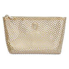 jcp   Adrienne Vittadini Studio Clear Cosmetic Bag