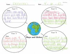 25 best maps and globes 1 2 grade images cards, globes, blue prints Venn Diagram Fish maps \u0026 globes graphic web