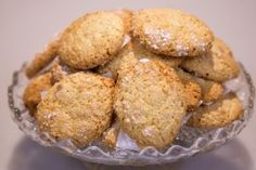 Ricciarelli Rudolph's Bakery, Tooth Cake, Cook N, Cookie Pie, Italian Recipes, Italian Foods, Baked Goods, Sweet Tooth, Almond