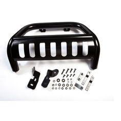 Bull Bar, 3 Inch, Black; 10-16 Jeep Wrangler JK