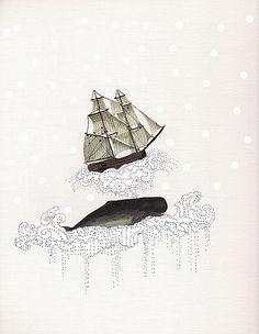 random goodness that i take joy in. — littlekay: wonderful whale :) Kayla where do...