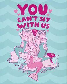 Mean Mermaids!!