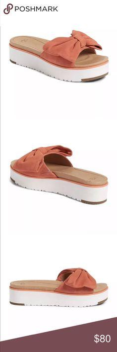 18e440cbfcb UGG Dakota Moccasin Slippers in Metallic CHESTNUT NWT | My Posh Picks