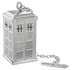 ThinkGeek Doctor Who TARDIS Tea Infuser (USA)