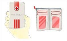 iPhone Case & Wallet by Irina Alexandru/ AIRA design studio , via Behance Iphone Wallet Case, Iphone Cases, Behance, Studio, Design, Iphone Case, Studios, I Phone Cases